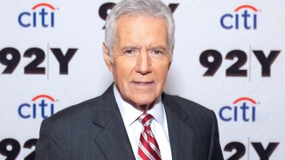'Jeopardy!' host Alex Trebek is leading his life 'with ...